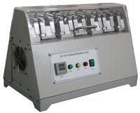 China 6 Group Leather Mechanical Testing Machine For Upper Material Flexing Capability Test wholesale