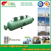 Quality Green environmental protection waste oil boiler mud drum ASME certification for sale