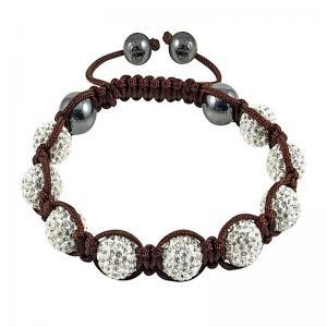 China Crystal Bangle Bracelets CJ-B-104 wholesale