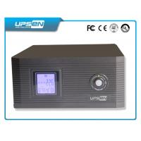 China Solar Power Solutions Renewable Energy Single Phase Inverter With Battery Low Voltage Protection wholesale