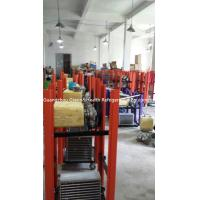 China Auto Counting Rainbow Syrup Batch Ice Cream Machine With Hopper Agitator wholesale
