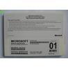 China Microsoft Windows OEM Software COA License Sticker Windows 10 Product Key Code wholesale