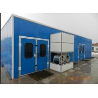 Quality Automotive Infrared Garage Furniture Spray Booth 12m*5m*3m for sale