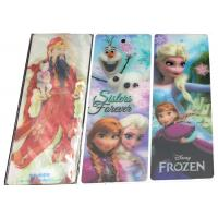 China Eco-friendly Decoration 3D Effect Printing Custom Plastic Bookmarks wholesale
