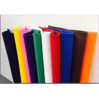 China Colorful 4MM Neoprene Rubber Pad Fabric , Chloroprene Rubber Neoprene wholesale