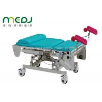 China Automatic GYN Gynecological Examination Couch Obstetric Table Adjustable Height wholesale