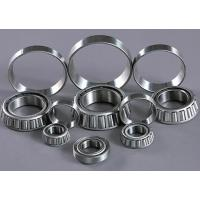 Buy cheap Single - Row Or Double Row Hardened Taper Rolling Bearing High Carbon Chromium Steel from wholesalers