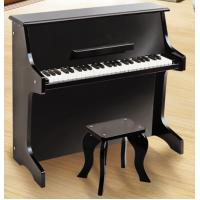 China 49 Key Mini Upright Toy Wooden Piano With Stool For Children wholesale