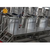 China 20HL Small Beer Brewery Equipment Stainless Steel Material Convenient Operate wholesale