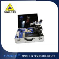 Buy cheap Portable Jewelry Gem Testing Kit  Fable Protable Identification Travel Lab With 8 / 10 / 16 Items from wholesalers