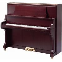 China Modern No Leg Deluxe Matt Wooden Acoustic Vertical / Upright Piano With Stool AG-131Y wholesale
