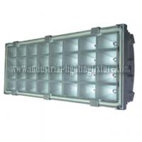China 160W Pure White 5500K Gas Station LED Canopy Light Waterproof 100LM/W For Workshop wholesale