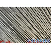 China Nickel Alloy Tubing ASTM B622 Alloy X / UNS N06002 Nickel Alloy Seamless Pipe wholesale