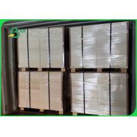 China Virgin Pulp Good Stiffness 1.0 / 1.4 / 1.6mm Plain Absorbent Paper In Sheet wholesale