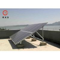 China Durable 15KW On Grid Solar System Easy Installation C Type Steel PV Mounting wholesale