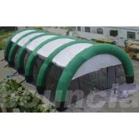 China Constant Air Inflatable Paintball Arena With Durable Nylon For Commercial Use wholesale
