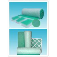 China Painting Equipment G2 / EU2 Glass Fiberglass Filter Roll Low Compressibility wholesale