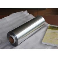 Quality 450mm × 300m Fresh Wrap Aluminium Foil Keeping Fresh Food Packing Box With Blade for sale
