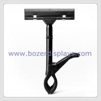 China Adjustable shelf rack display clip for metal shelves and glass shelves wholesale