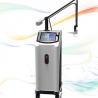 China 30w 10600nm Metal RF Fractional CO2 Laser Skin Resurfacing Machine / System wholesale