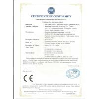 Shenzhen Joylemarry Electronic Co., Ltd. Certifications