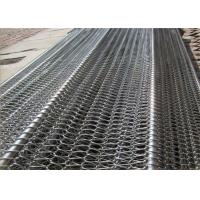 Buy cheap Stainless Steel Wire Mesh Conveyor Belt With Balanced Used For Conveyer from wholesalers