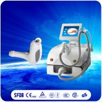 China No Pain Portable 808nmm Shr Permanent Laser Hair Removal Machines wholesale