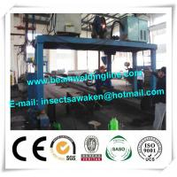 China Gantry type street pole welding machine for wind tower production line wholesale