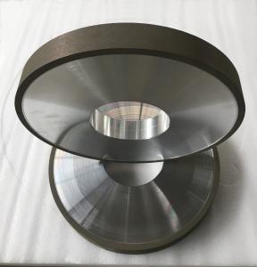 China Flat CBN Grit Abrasive Resin Bond Grinding Wheel , 150mm Diamond Grit Grinding Wheel wholesale