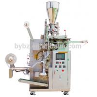 Buy cheap Hot sale automatic tea bag packing machine for 5-15g tea paper bag,YB-180C from wholesalers