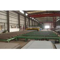China Roller conveyor steel plate shot blasting machine for Forging , Foudry , Casting Industry wholesale