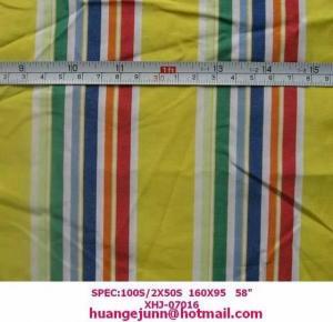 China 100%cotton Yarn-dyed Fabric wholesale
