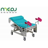 China Motorized Gynecological Examination Table Height Adjustable With Paper Holder wholesale