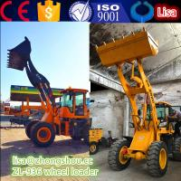 China Wheel loader 3ton ZSZG936, Loader wholesale