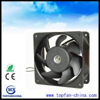 China AC 16062 Explosion Proof Exhaust Fan / Metal High Speed  Brushless Cooling Fans 160mm X 160mm X 62 mm wholesale