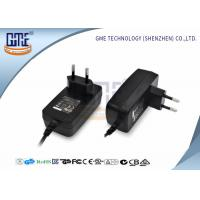 China EU Plug AC DC Switching Power Supply Wall With GS Certificate wholesale