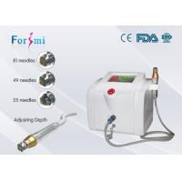China 2016 hottest selling rf skin tightening&whitening machine fractional rf microneedle for big sale wholesale