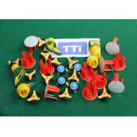 Quality Precision Double Color Injection Moulding Parts Producion With PP TPE Material for sale