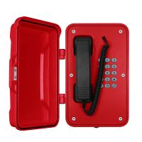 China Moisture Resistant Industrial Weatherproof Telephone with Rugged Handset wholesale