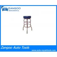 China Pneumatic Rolling Garage Chair Air Cushion Stool For Repairing Vehicles on sale