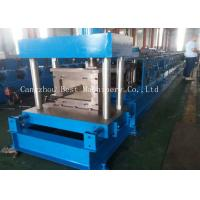 China Automatic Galvanized Cold Roll Forming Machine 380v 3 Phase 50 Hz Frequency wholesale
