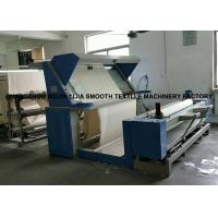 Buy cheap Full Automatic Fabric Winding Machine 2400mm Detection Width ISO9001 Listed from wholesalers