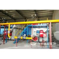 China Power Plant Gas Fired steam Boiler / Horizontal Fire Tube Boiler wholesale