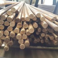 China SUJ2 GCr15 52100 Tool Steel Steel Round Bar For Mechchanical With Length 3-6m wholesale