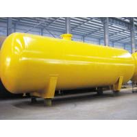 China Chemical Storage Pressure Vessel Tanks Q345R For Liquid Ammonia / Industrial wholesale
