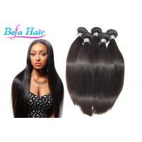 China Luxury Straight Pure Malaysian Virgin Hair / Human Hair Weave For Black Women wholesale