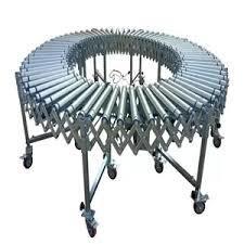 China Heavy Duty Powered Flexible Roller Conveyor wholesale