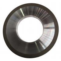China Hole 305mm Diamond Grit Grinding Wheel , Vitrified Diamond Grinding Wheels wholesale