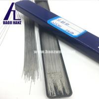 China Pure tungsten wire for cutting in straight on sale