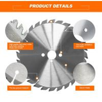 China Tungsten Carbide Tipped Circular Saw Blades For Cutting Wood/Aluminum wholesale